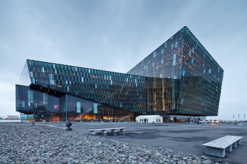 The Harpa Concert Hall