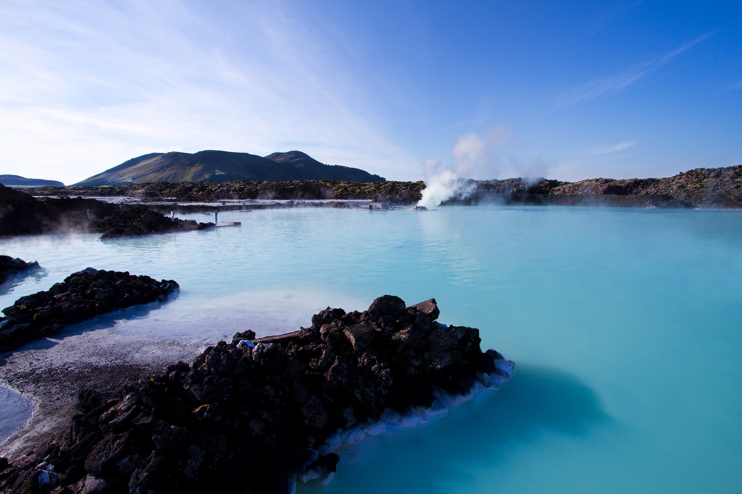 THE BLUE LAGOON - Relax after trekking and ice-climbing in the Icelandic wilderness!On the second day of this fascinating extension trip, you'll celebrate your achievement, enjoying a relaxing afternoon at the famous Blue Lagoon geothermal spa.3 days/2 nightsReg. fee: £95Balance payment: £195