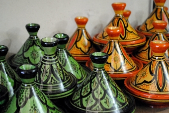 Traditional Moroccan Tagines