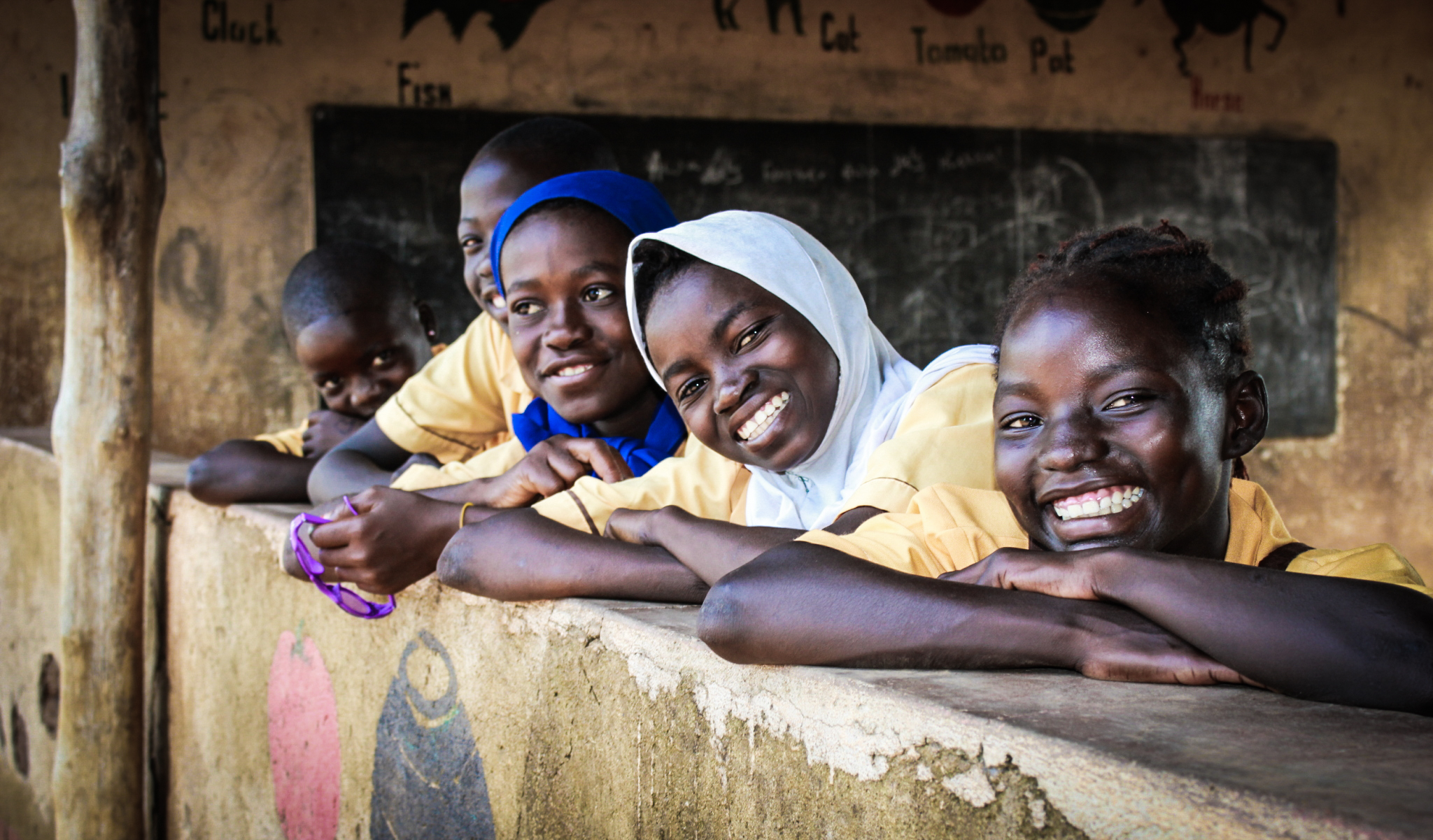 Ghana - Girls at school.jpg