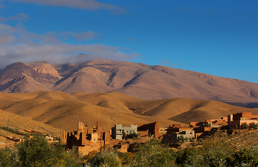 Berber Village High Atlas