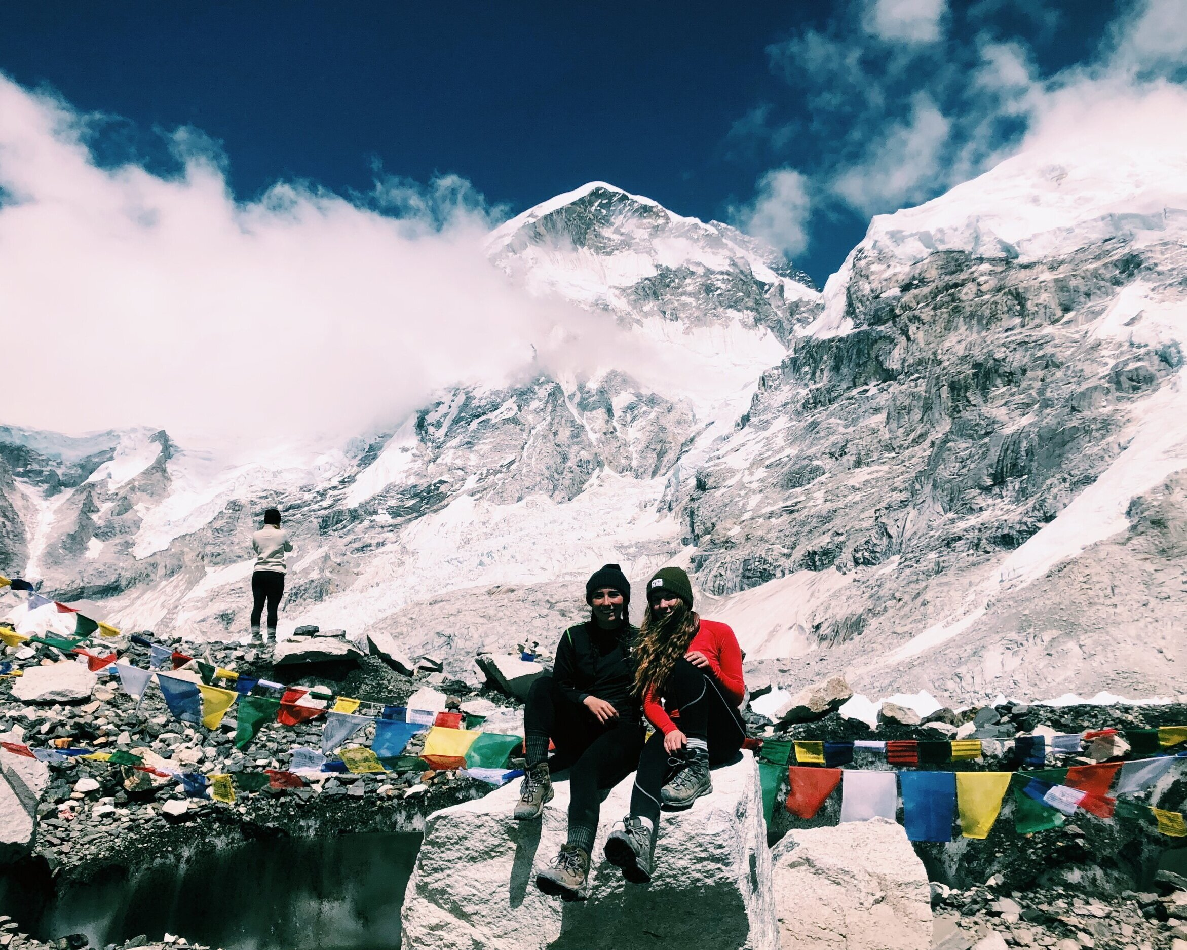 EVEREST BASE CAMP TREK - Trek through the majestic Himalayan Peaks on this incredible once-in-a-lifetime challenge.15 DAYS | EXTREME | FIND OUT MORE