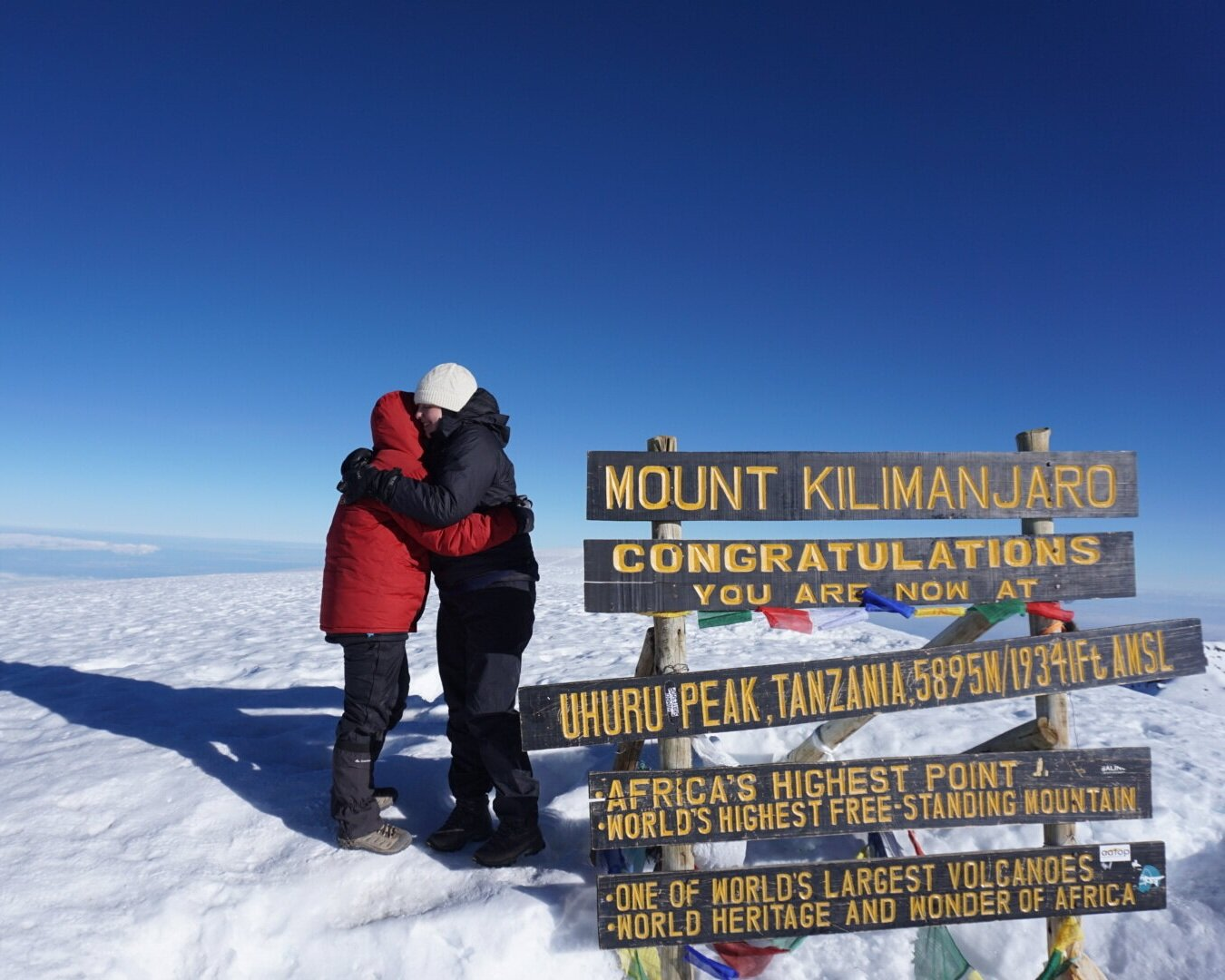 MOUNT KILIMANJARO TREK - Summit the mighty Mount Kilimanjaro on an extraordinary bucket list Tanzanian adventure.9 DAYS | DEMANDING | FIND OUT MORE