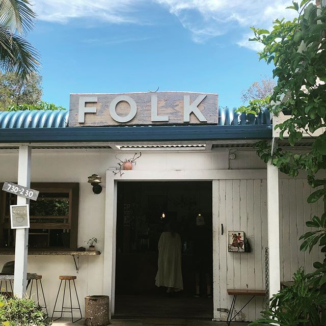 Thanks @folkbyronbay for participating in our organics exchange. Turning your organic waste into a resource will be our pleasure.