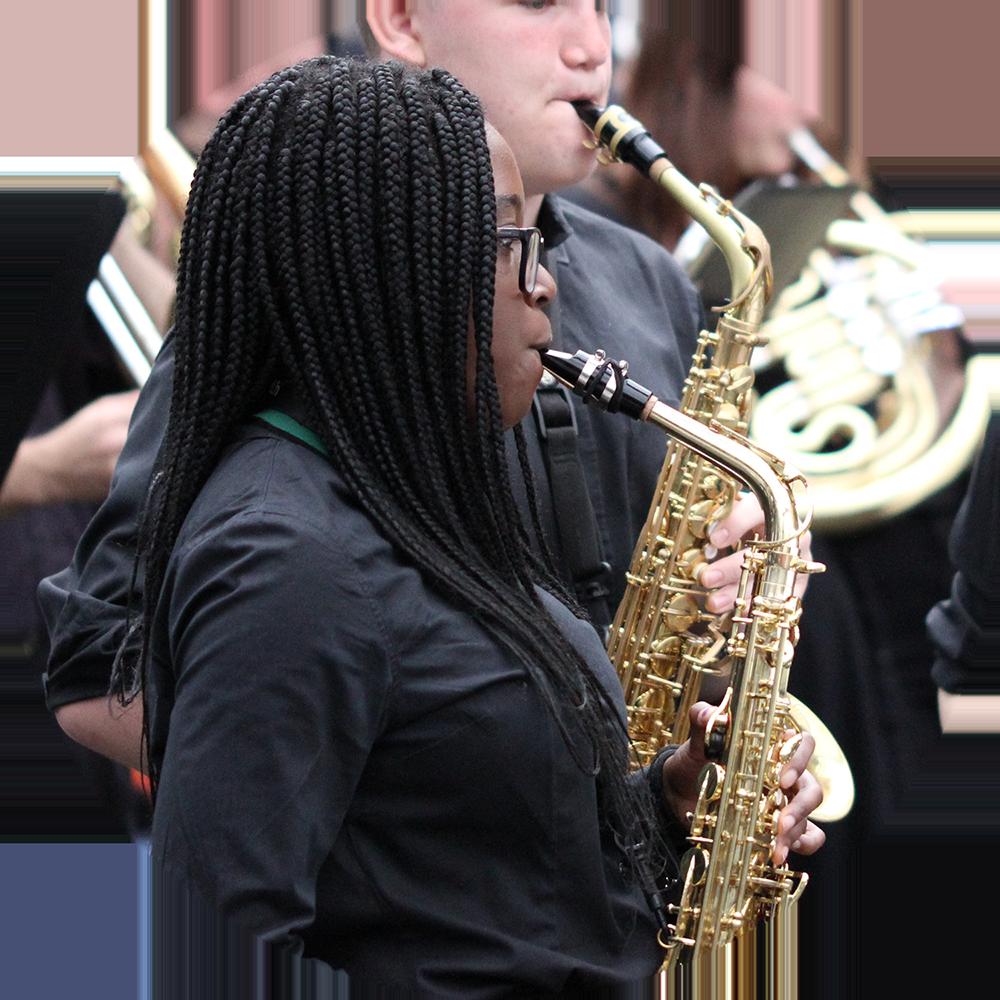 Saxophone -