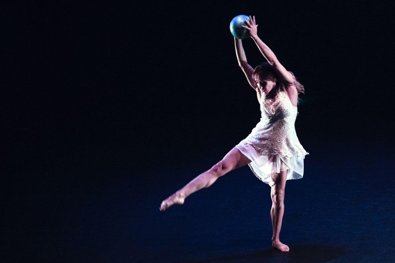 La Vuelta a mi mundo teacro danza