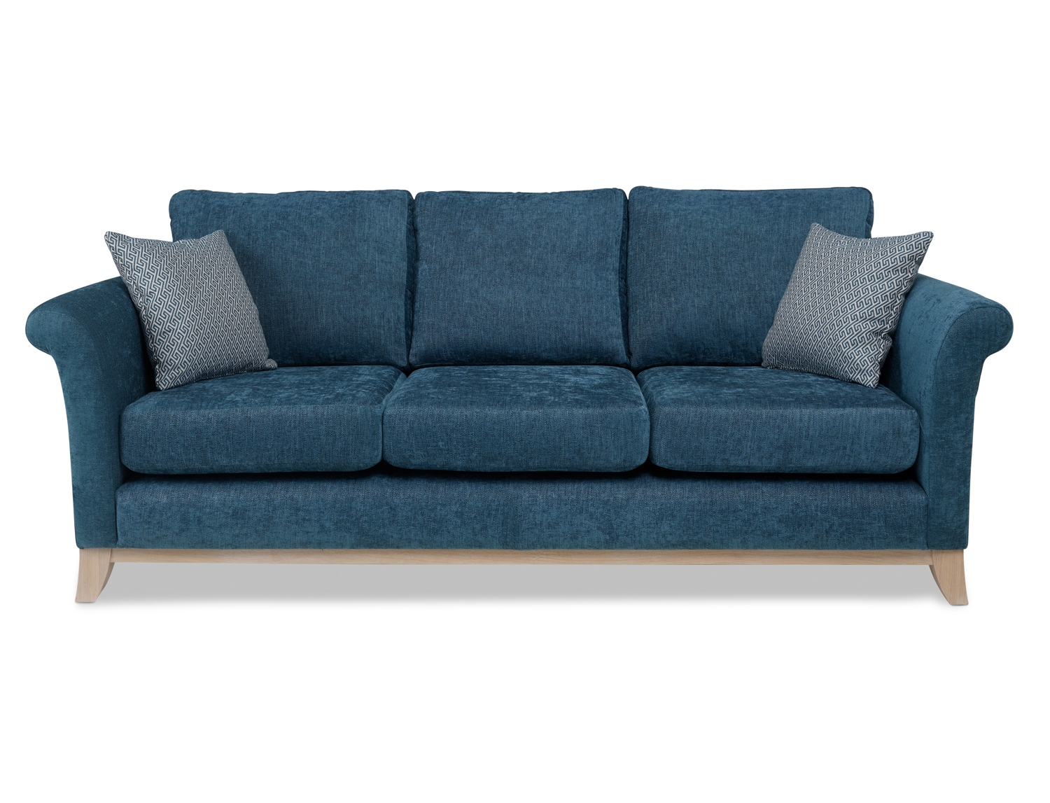 3 Seater (Available in 2 or 3 cushion)