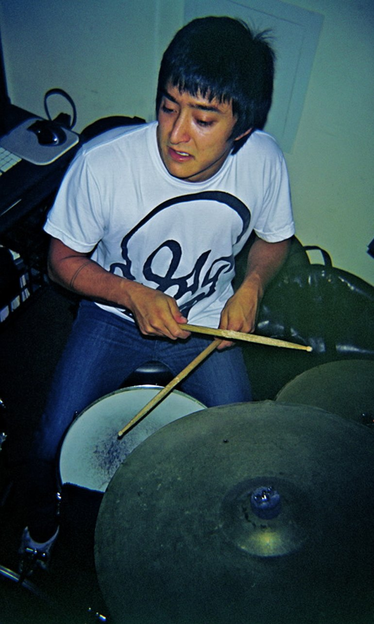 Shigeto, circa 2009. Image pulled from Last.fm, credit unknown.