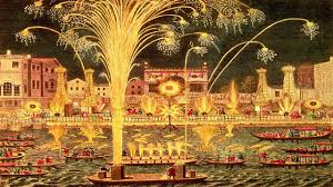 Royal Fireworks (Wikipedia)