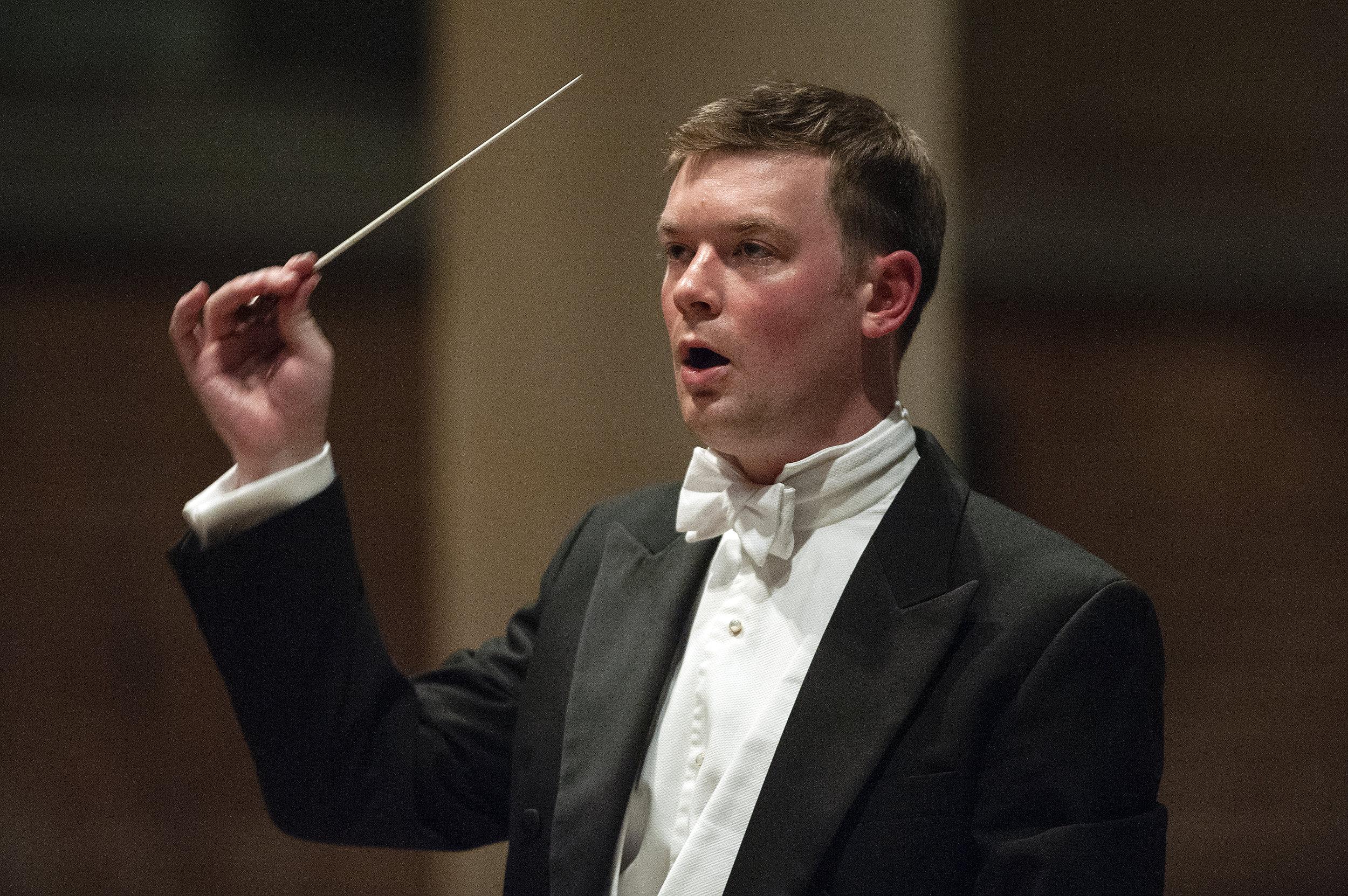 Conducting Mozart - Streatham Choral Spring 2019 concert