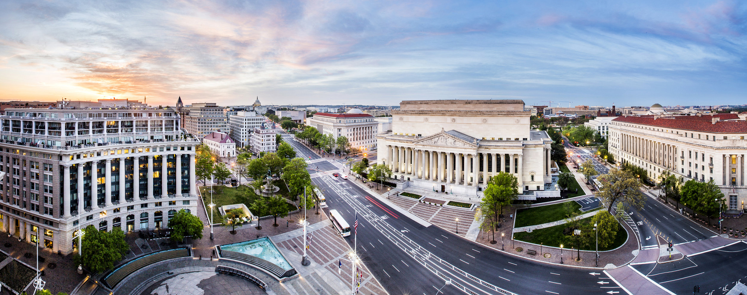 Market Square - View to US Capitol & National Archives 02.jpg
