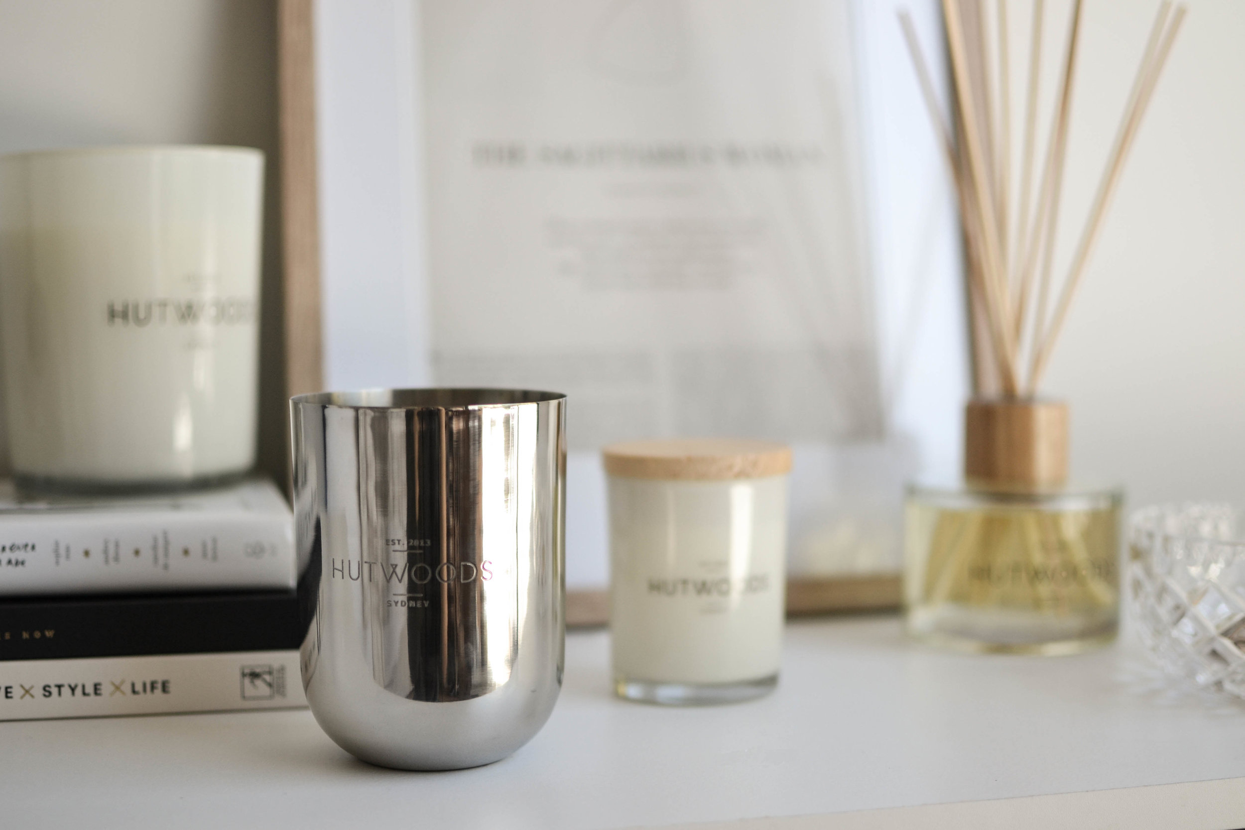 The Eve Hutwoods Candles