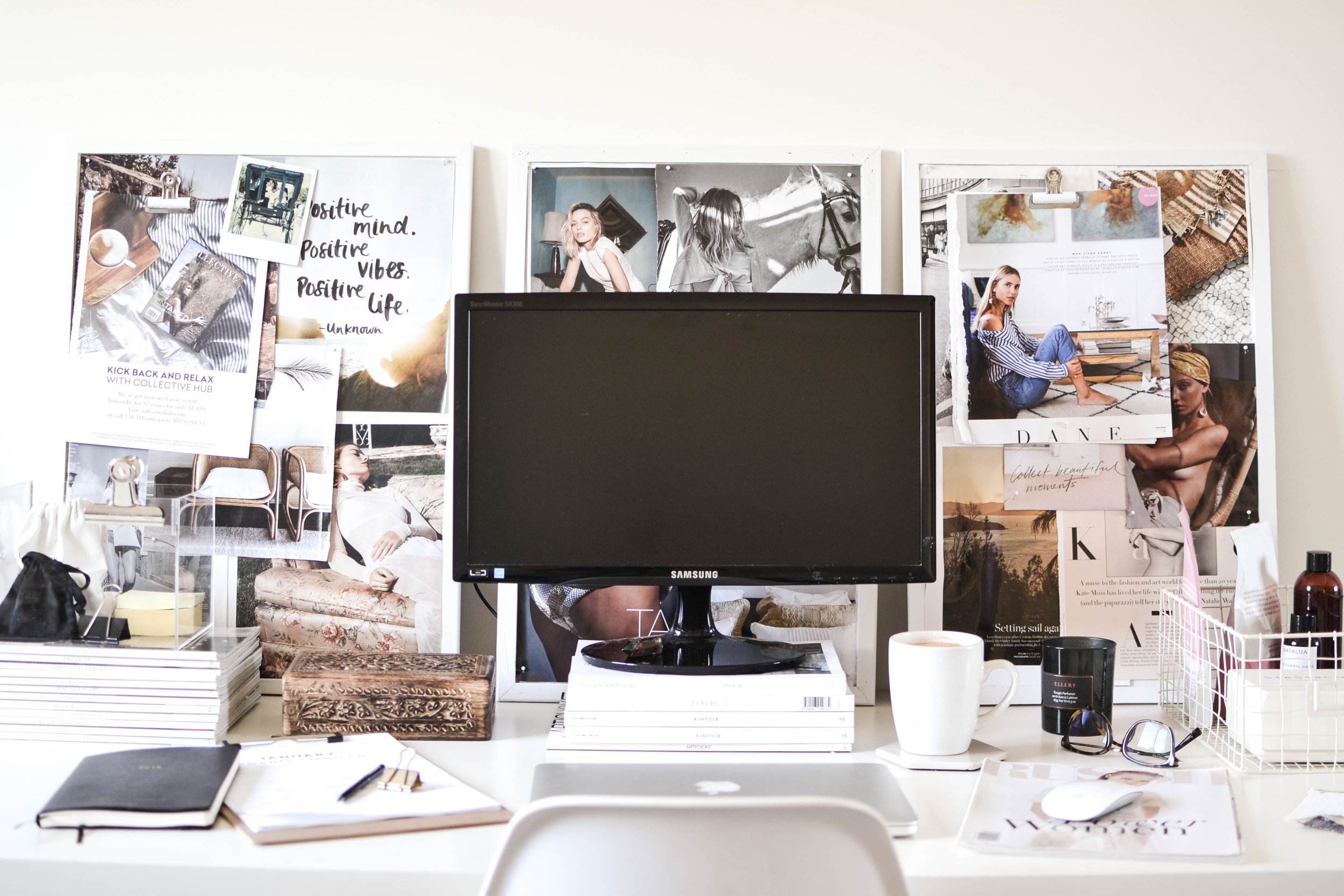 The Eve Home Office Organisation