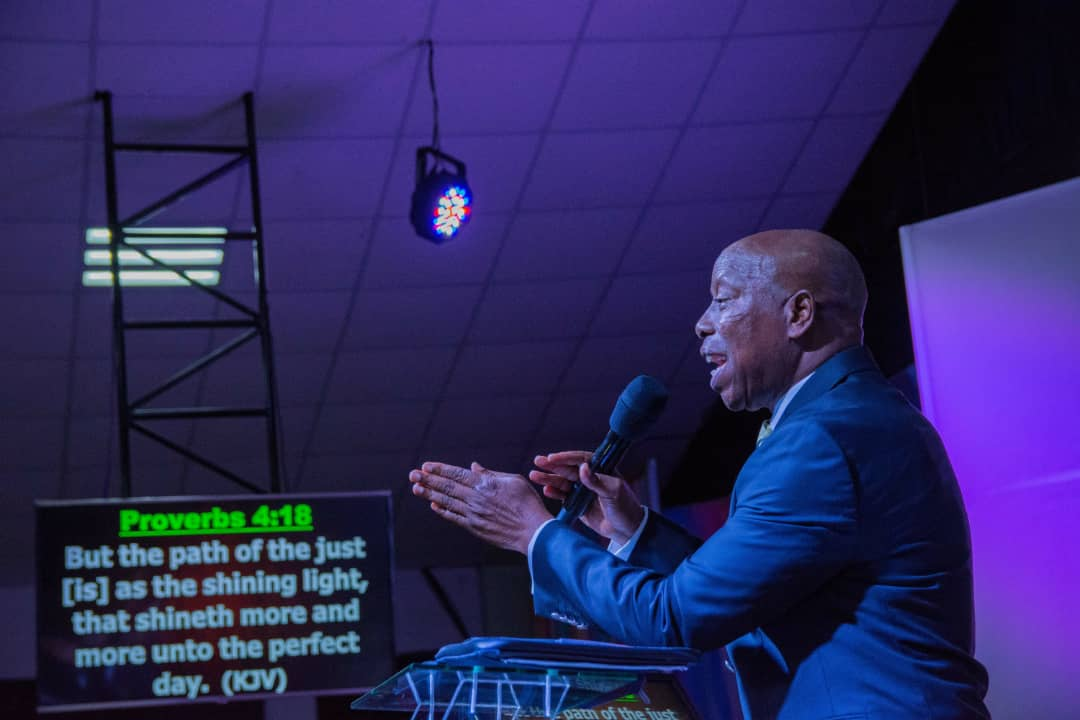 Sunday Service - 2nd, July 2019 -