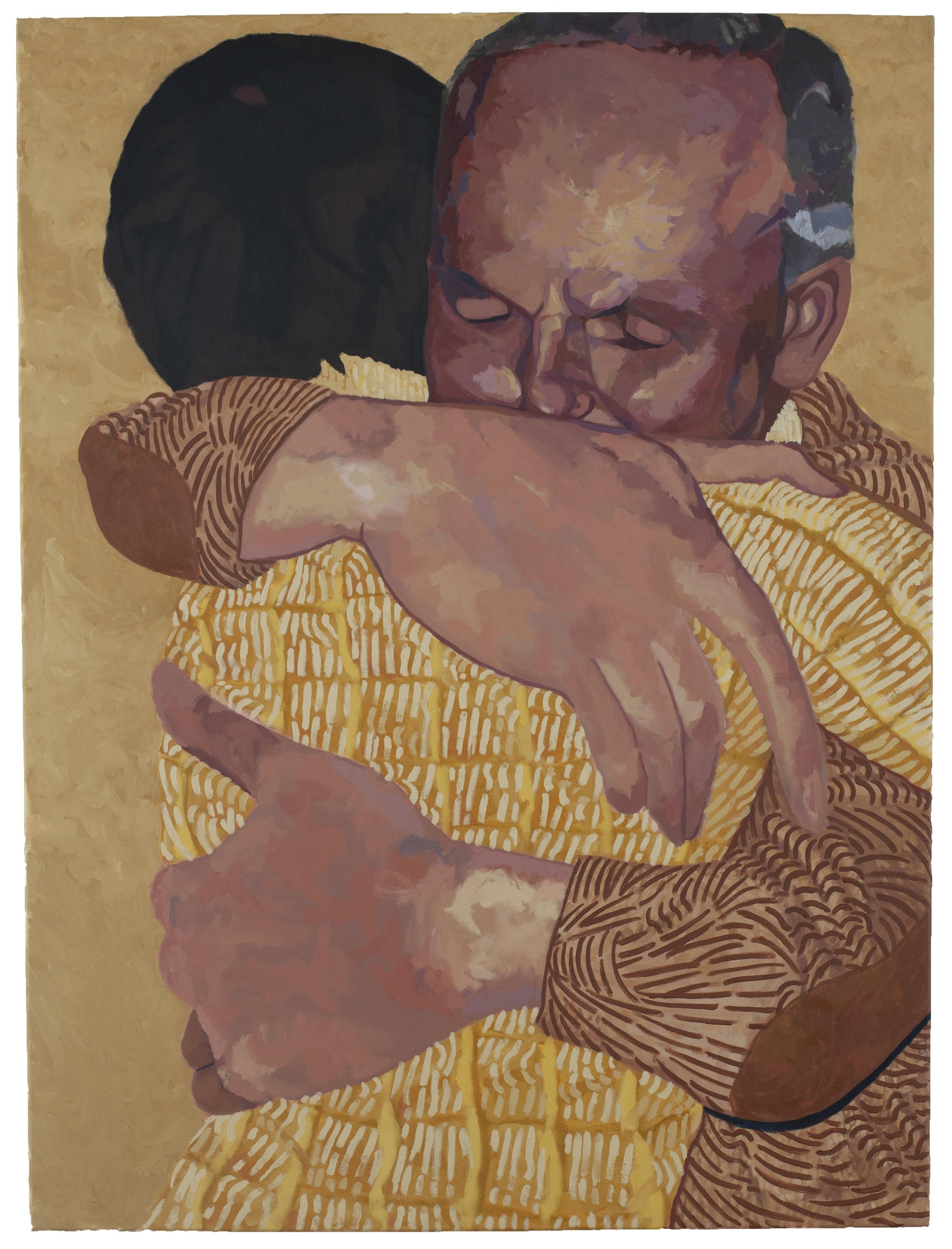 Grandpa's Hug