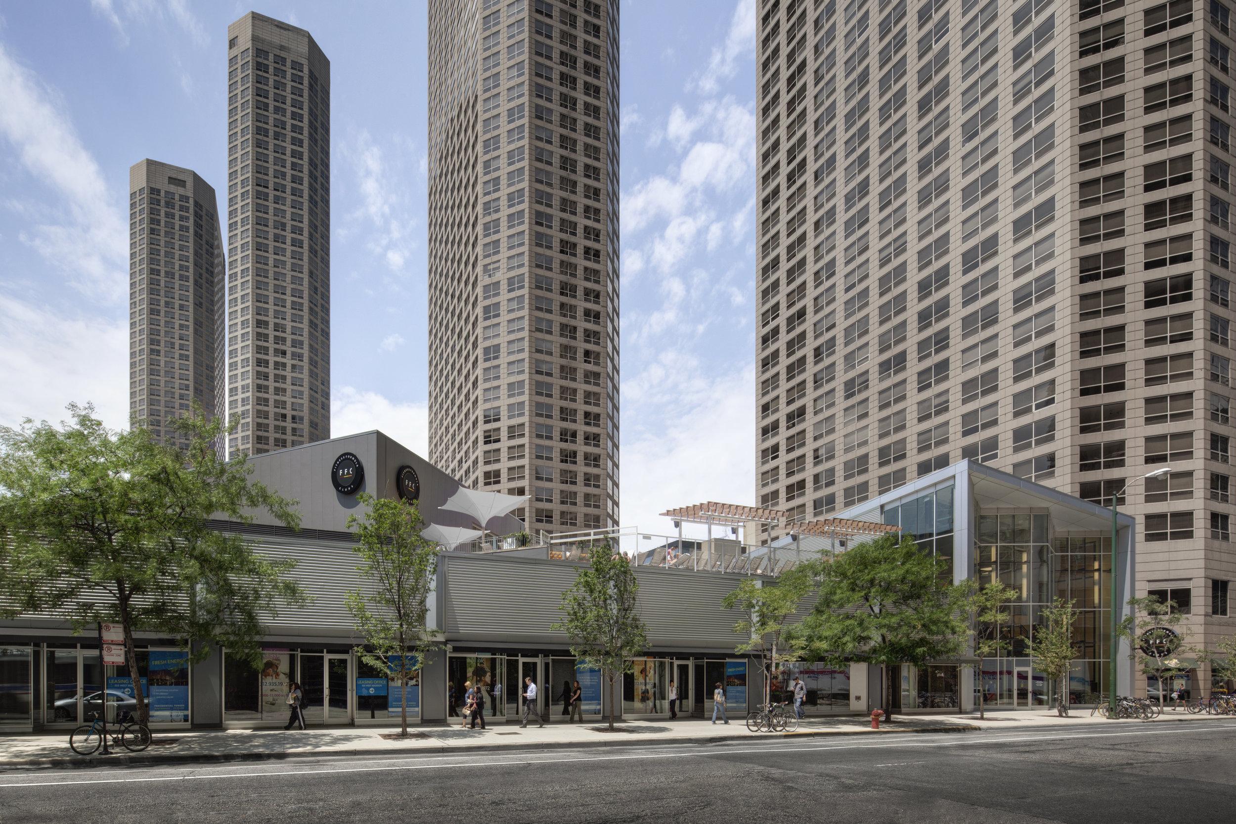 Presidential Towers; Chicago, IL; Valerio Dewalt Train Associates; Darris Lee Harris Job#1069