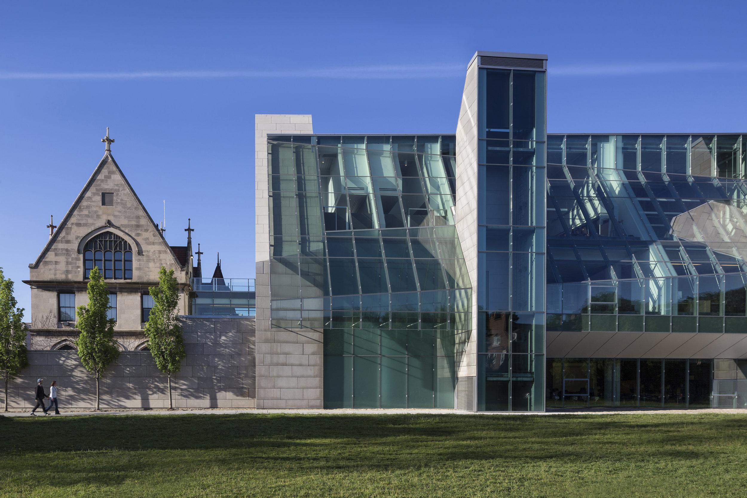 University of Chicago Lab Schools: Gordon Parks Arts Hall