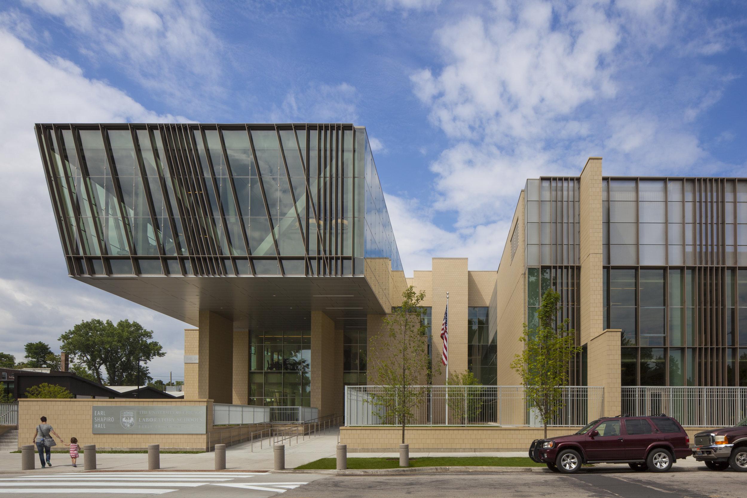 University of Chicago Lab Schools: Earl Shapiro Hall