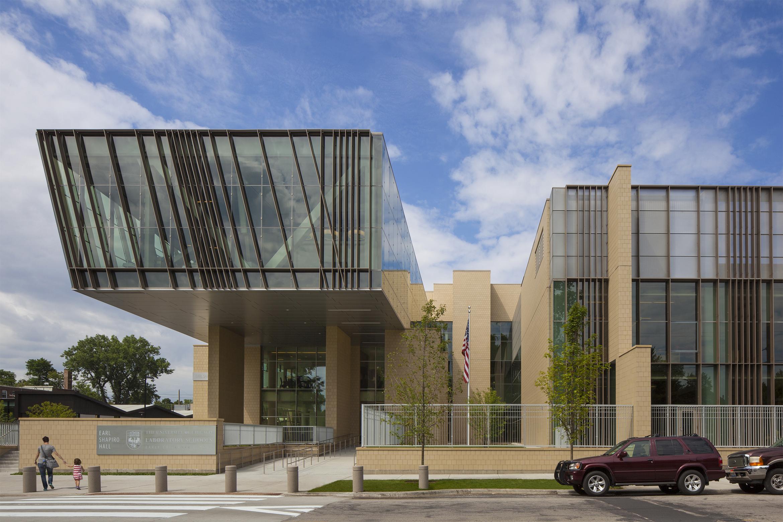 University of Chicago Lab Schools Earl Shapiro Hall
