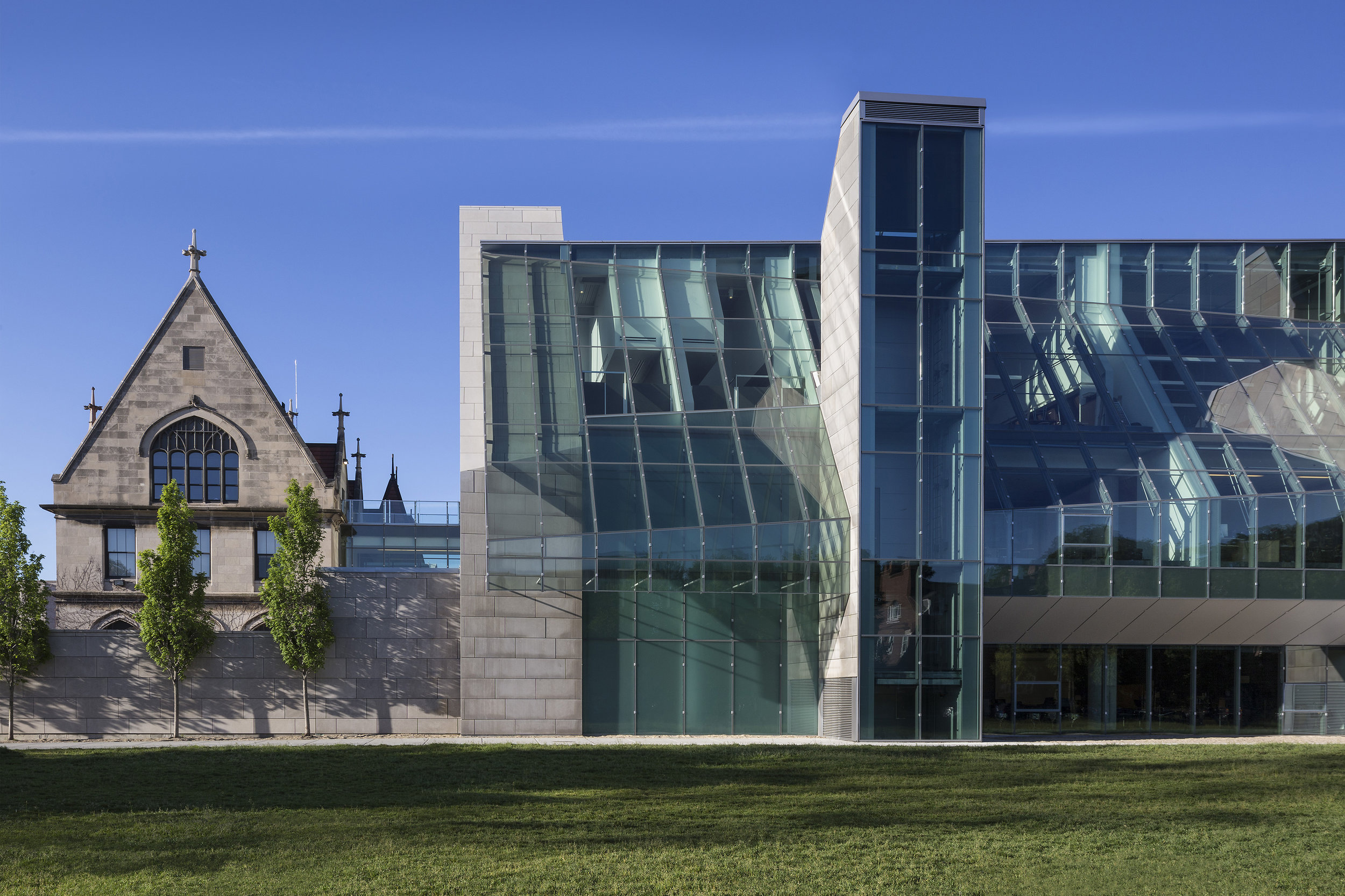 University of Chicago Lab Schools  Gordon Parks Arts Hall
