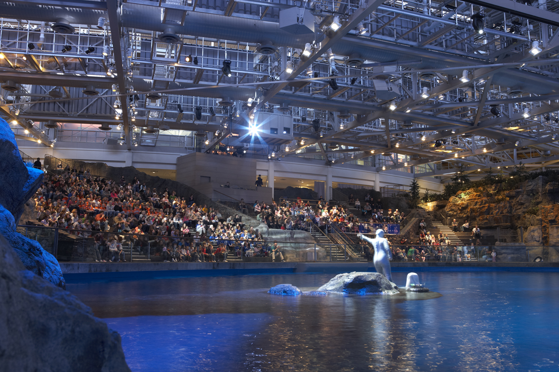 Shedd Aquarium Master Plan and Renovation