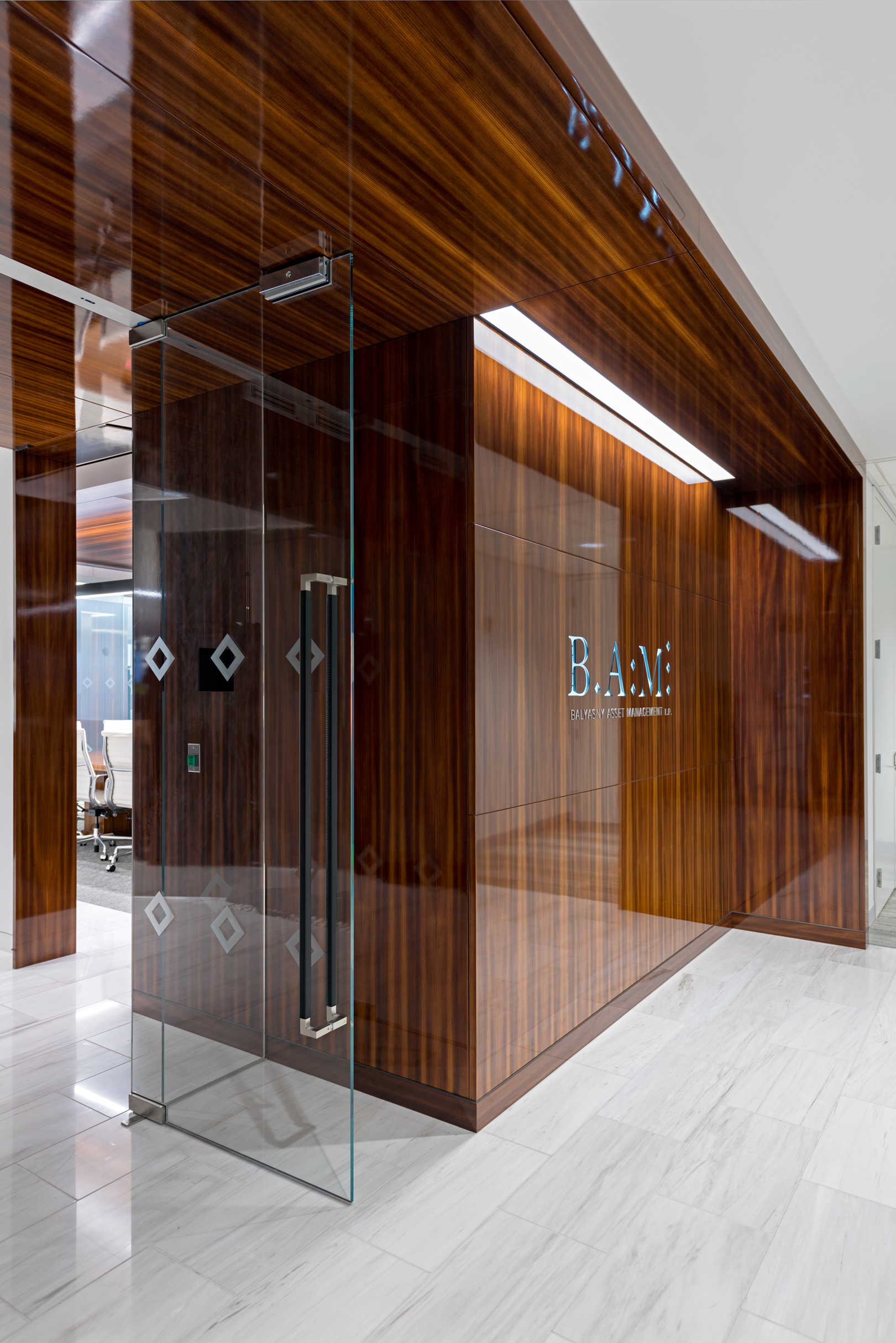 Office Entrance, BAM, San Francisco, CA (Photo by Jasper Sanidad)