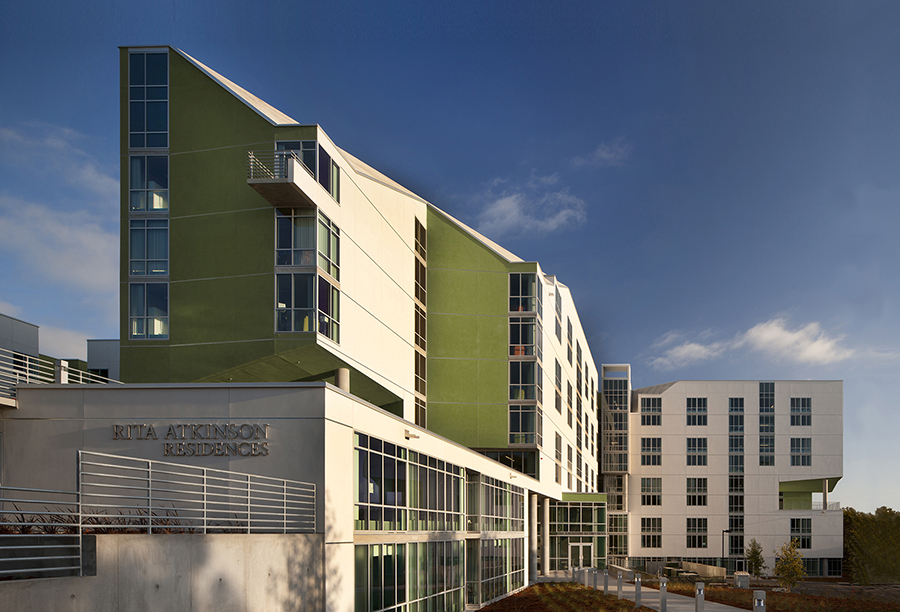 UCSD Rita Atkinson Residences