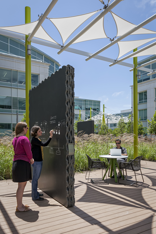 Tech Corners Landscape