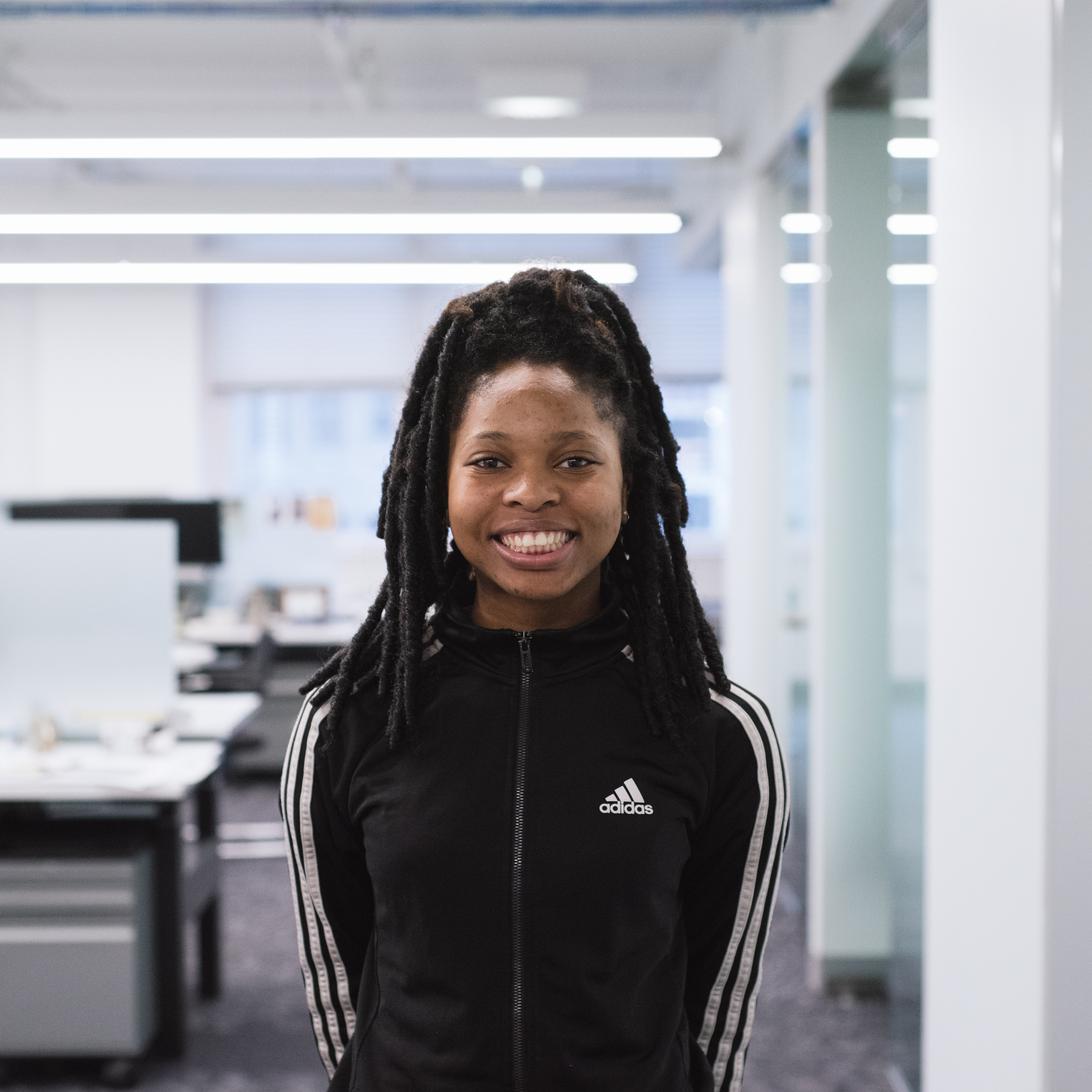 "Tia Pollard  Graduated from Hillcrest High School, pursuing Business Administration at DePaul University.   ""The games we played and how we bonded as a family."""
