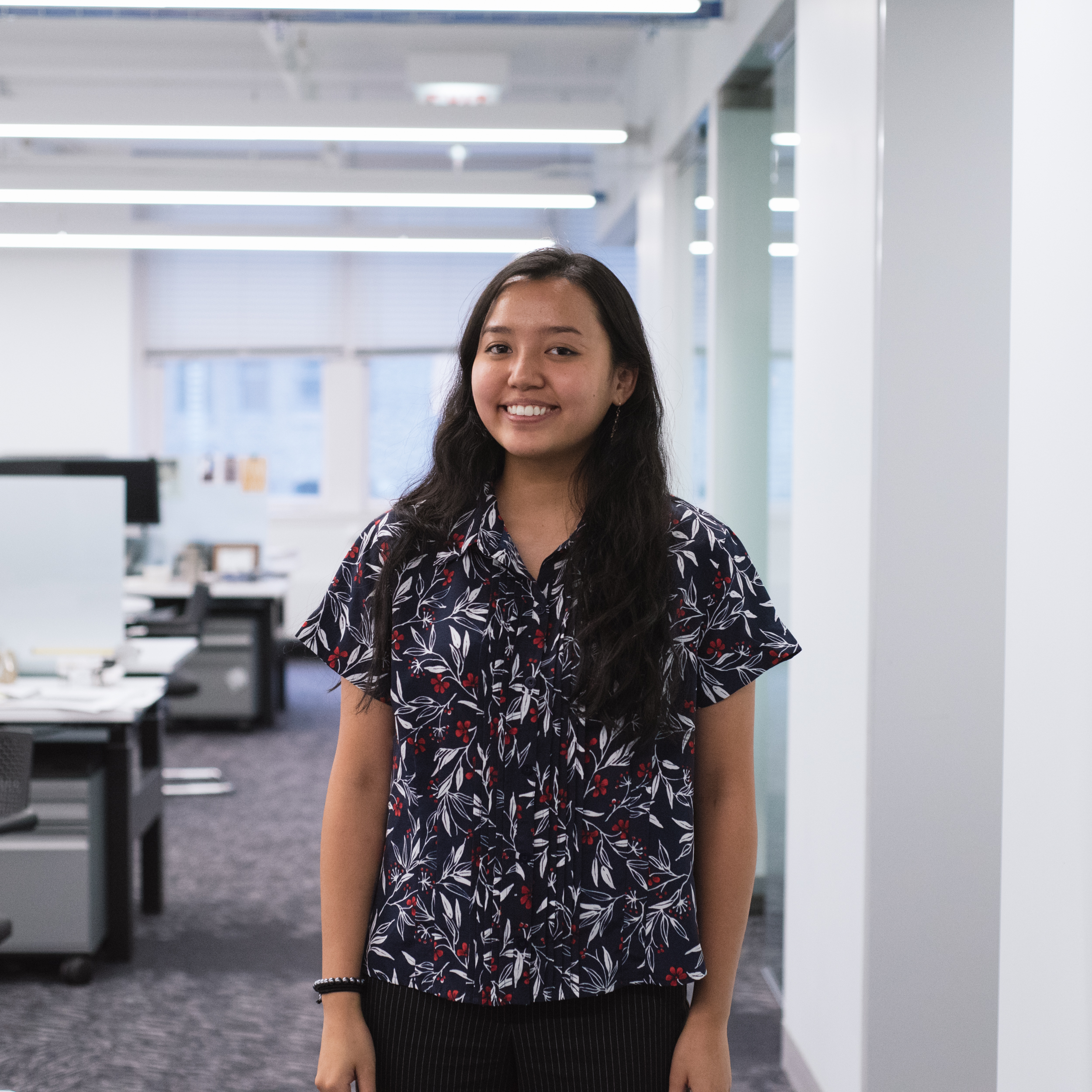 "Liliane Tran  Graduated from Walter Payton College Preparatory High School, pursuing Architecture at Yale University.   ""I enjoyed the times when I worked closely with several mentors and peers on our project renderings. There were many smiles and laughs shared."""