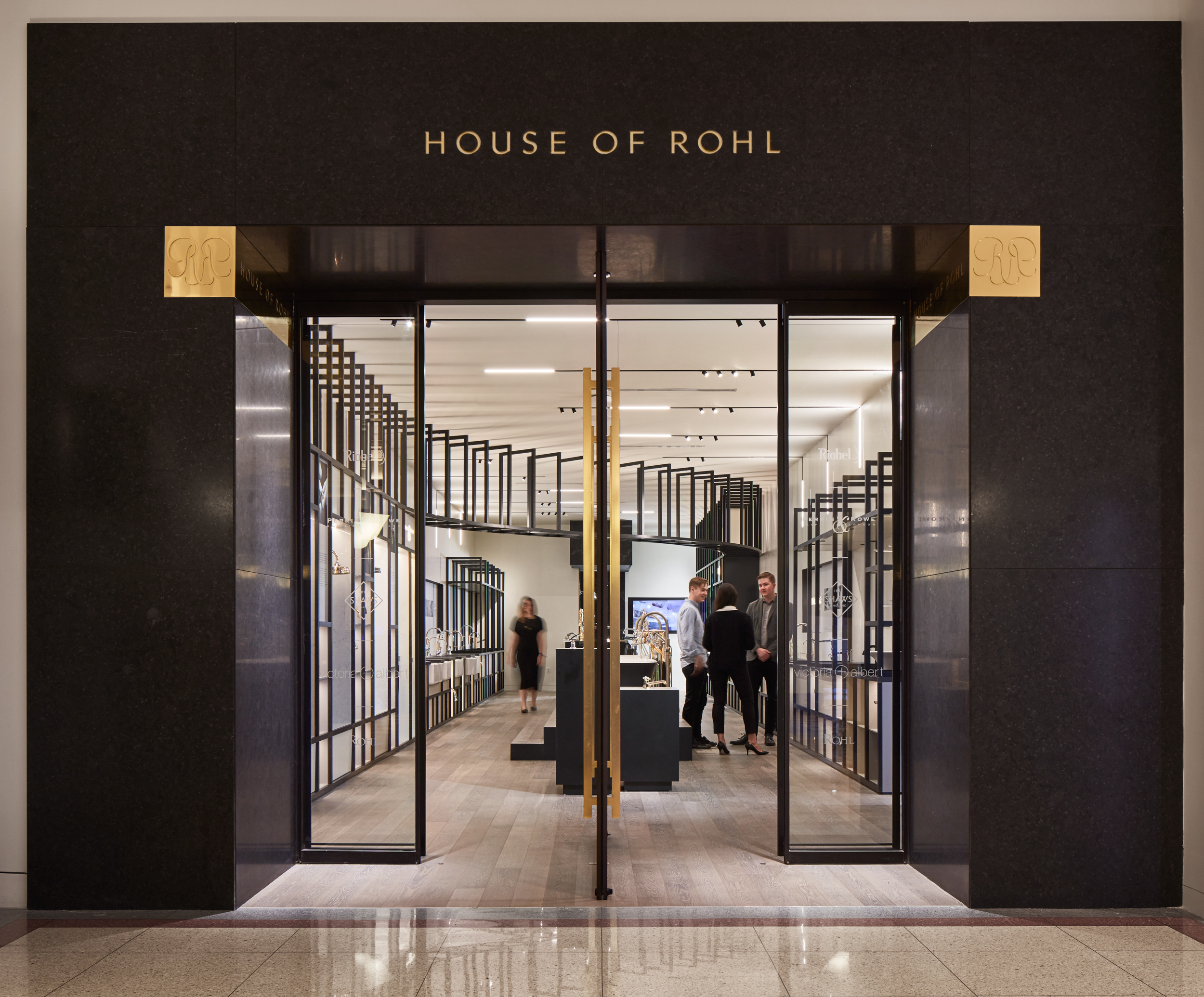 House of Rohl Storefront, by Tom Harris