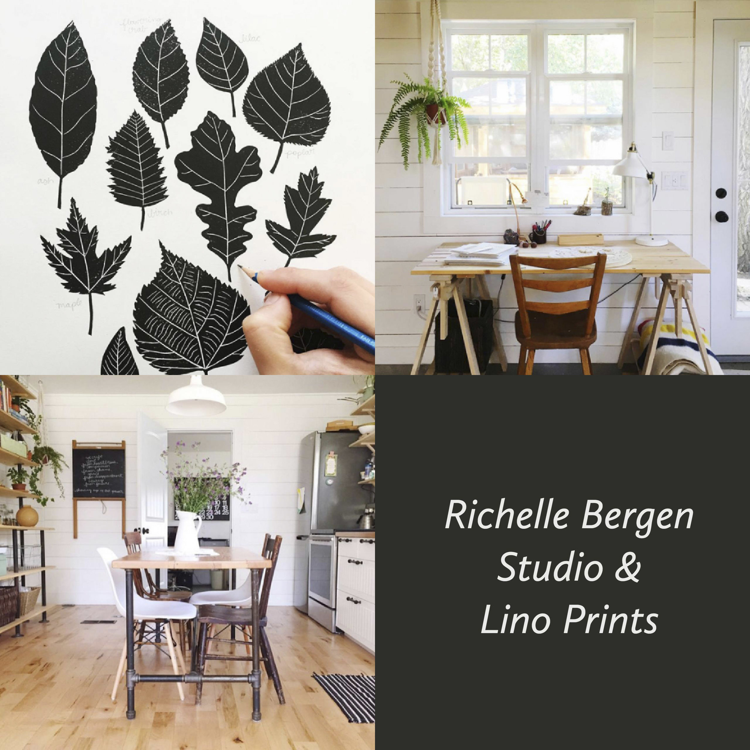Richelle Bergen - Studio and print.jpg