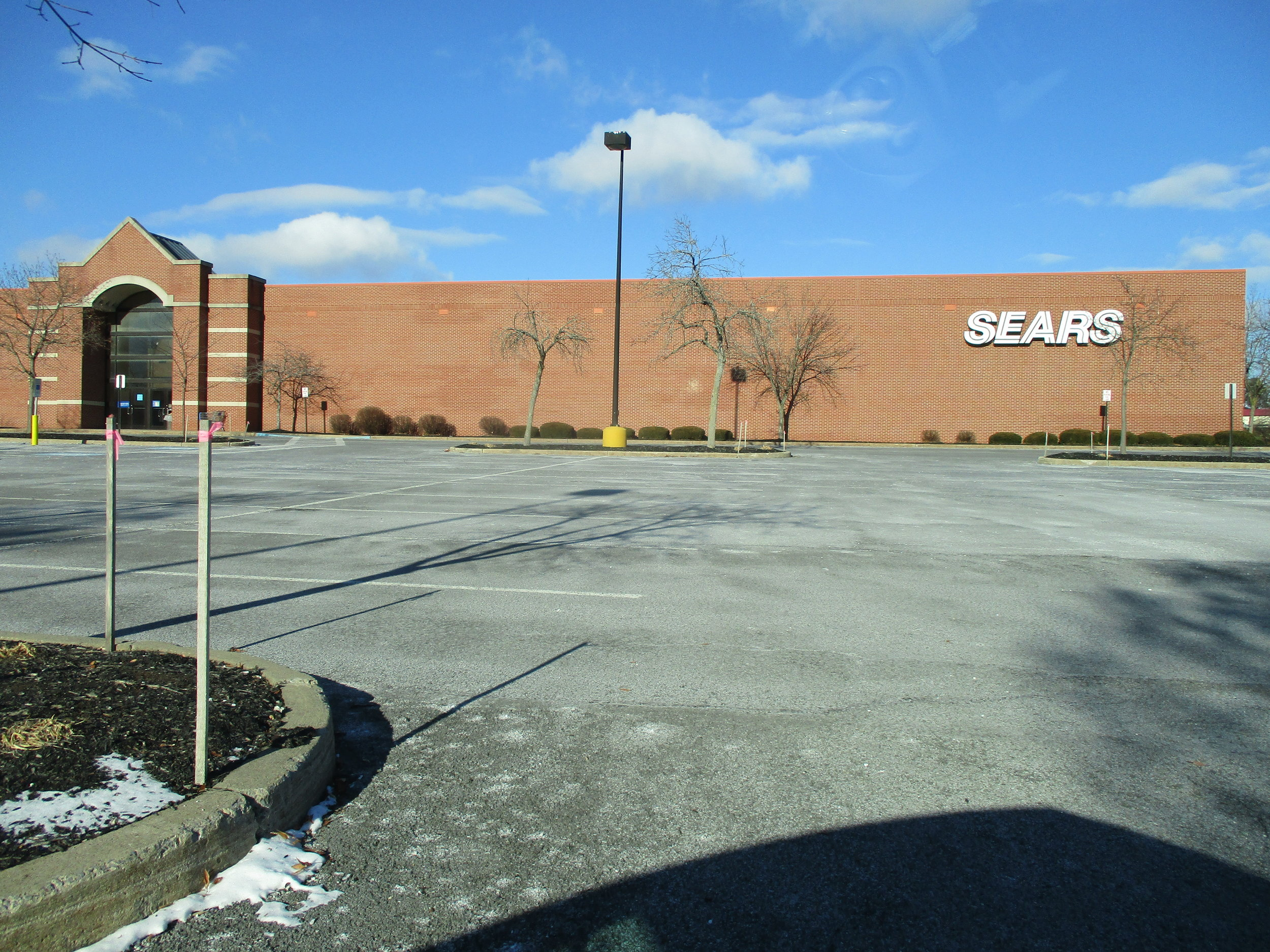 2. Sears at the Nittany Mall is closing.