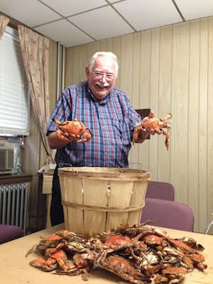 Loving The Crabs
