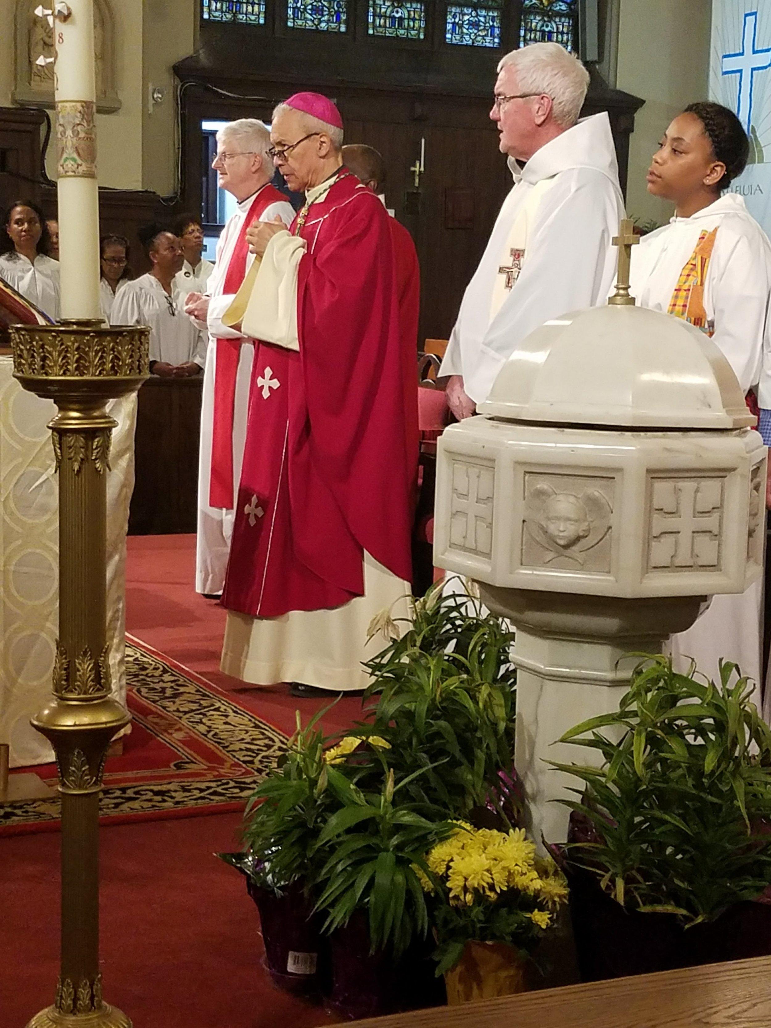 Bishop John Ricard