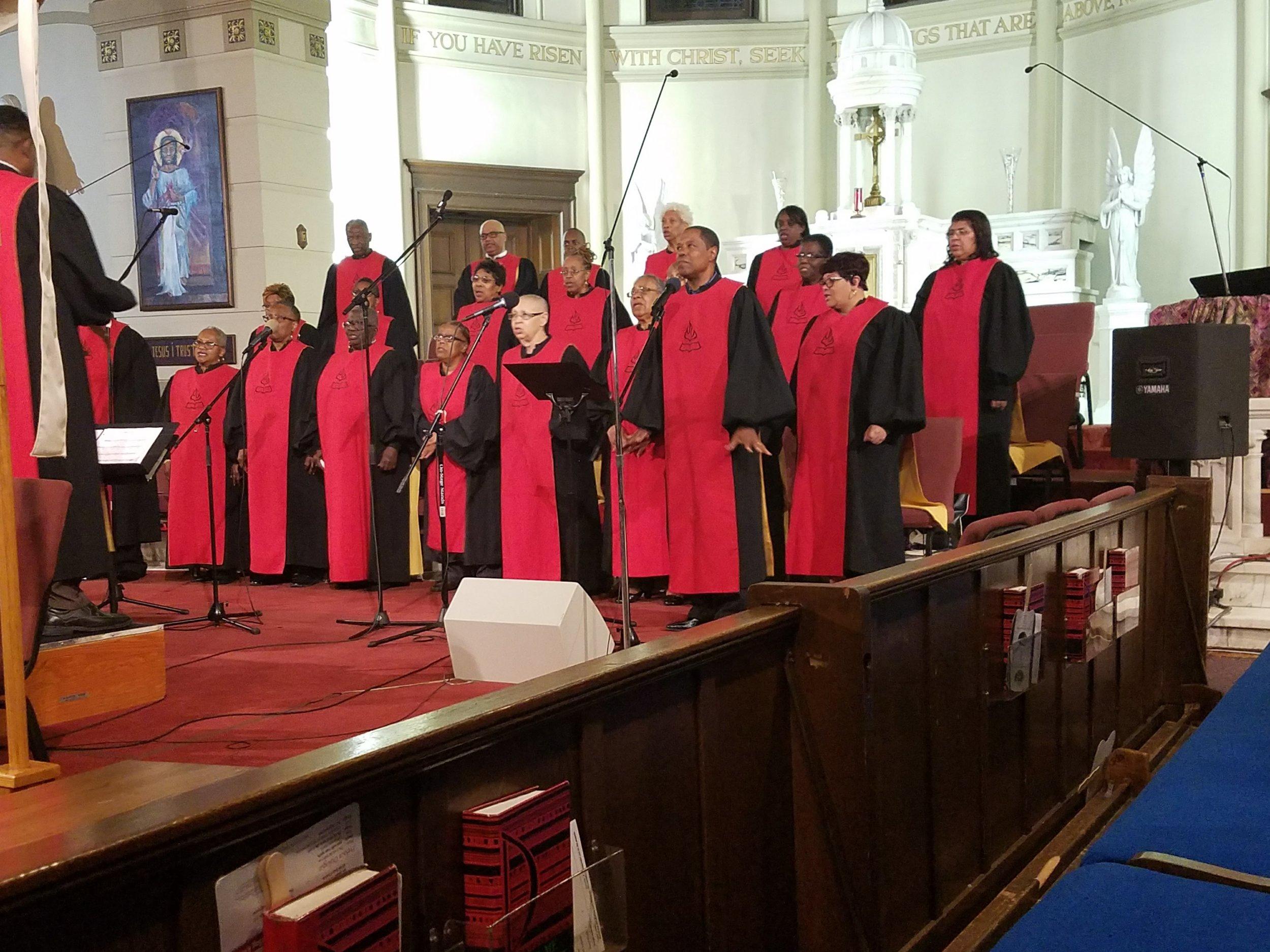 St. Bernardine's Gospel Choir