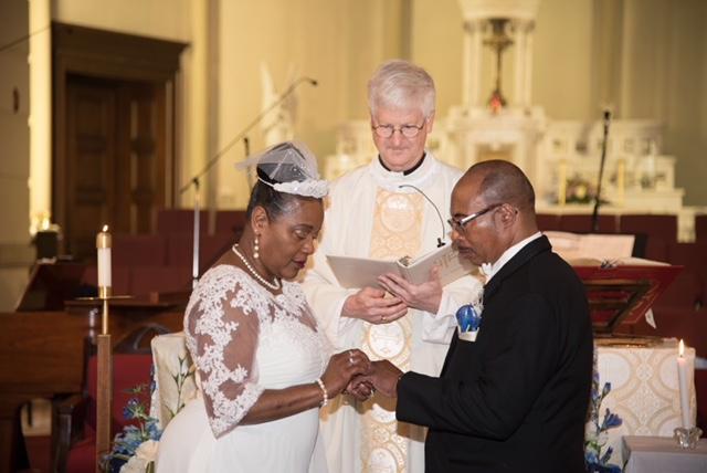 We do weddings too!
