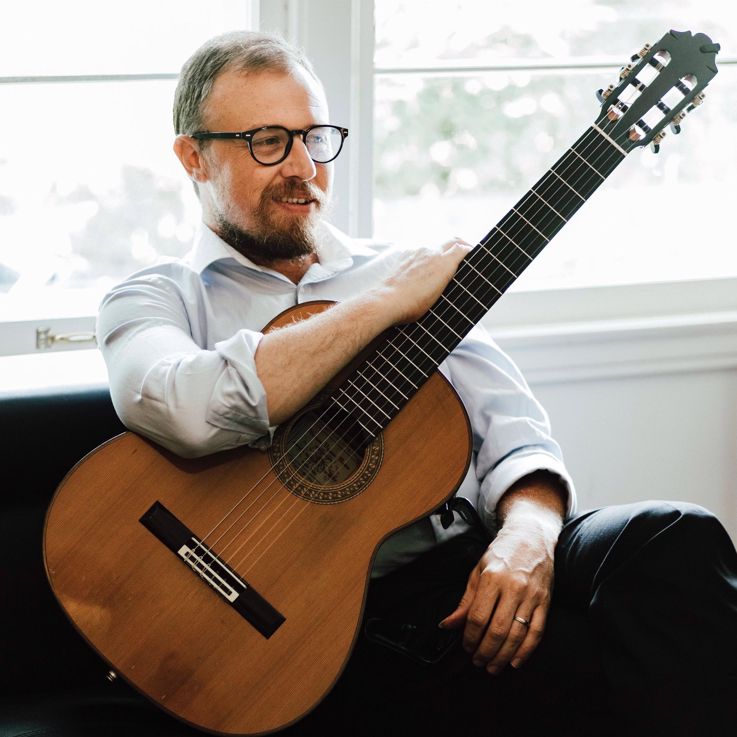 Guitarist- Ryan