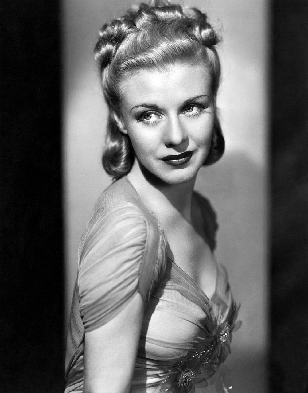 Ginger Rogers (1911-1995)