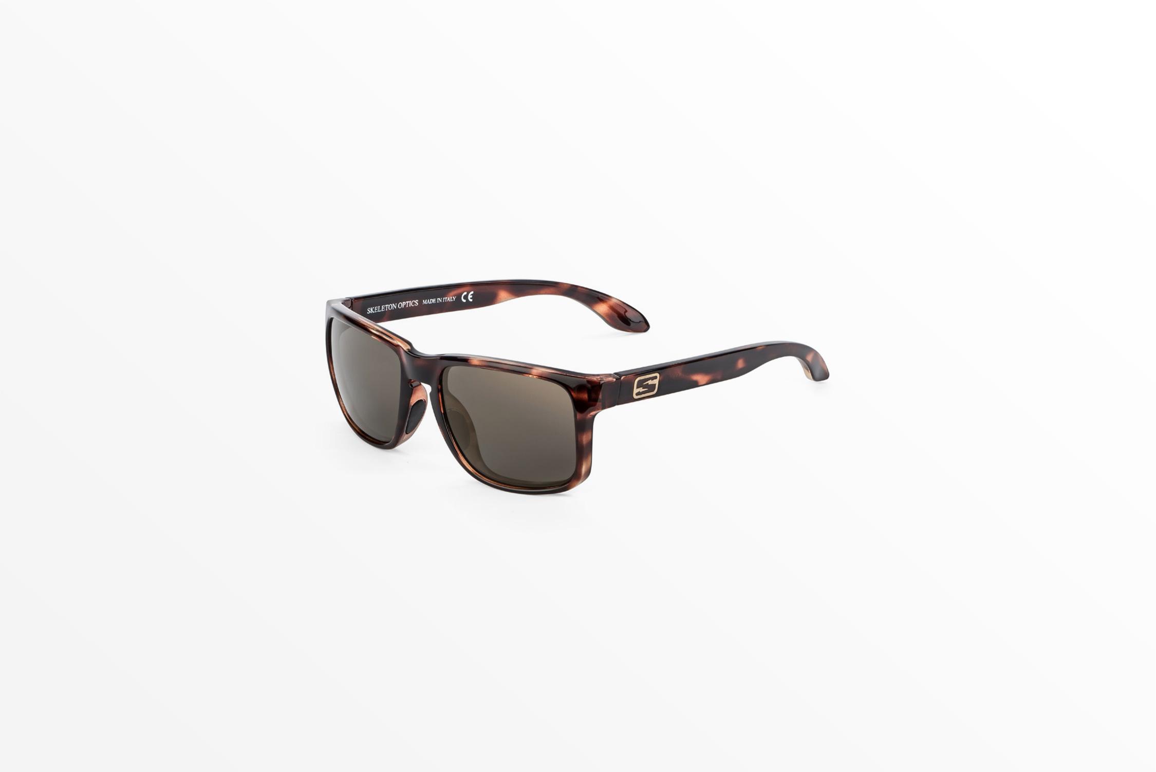 Skeleton Optics Decoy Sunglasses Tortoise