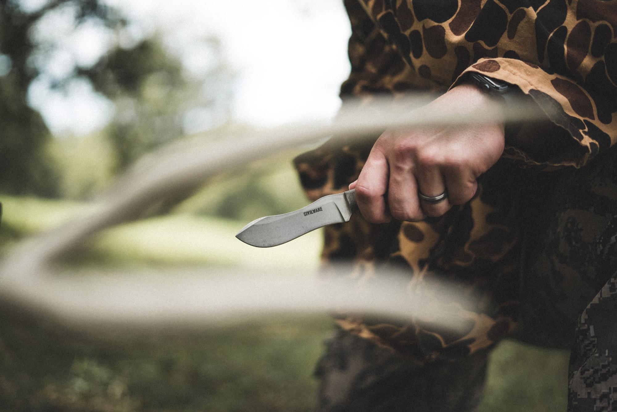 Civilware Striker Fixed Blade