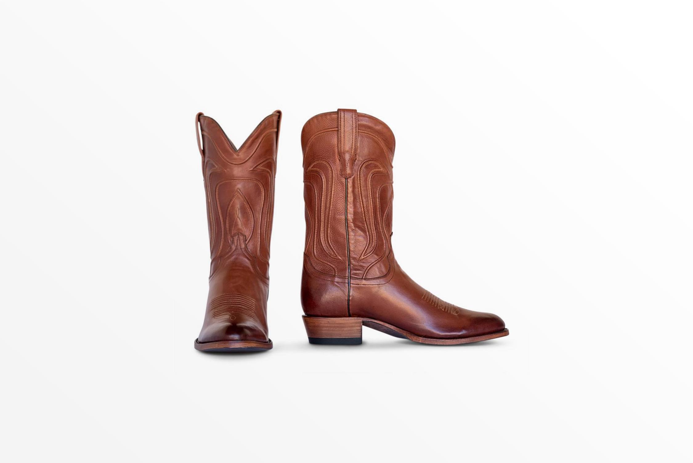 Tecovas Boots - Cartwright Bourbon Calf