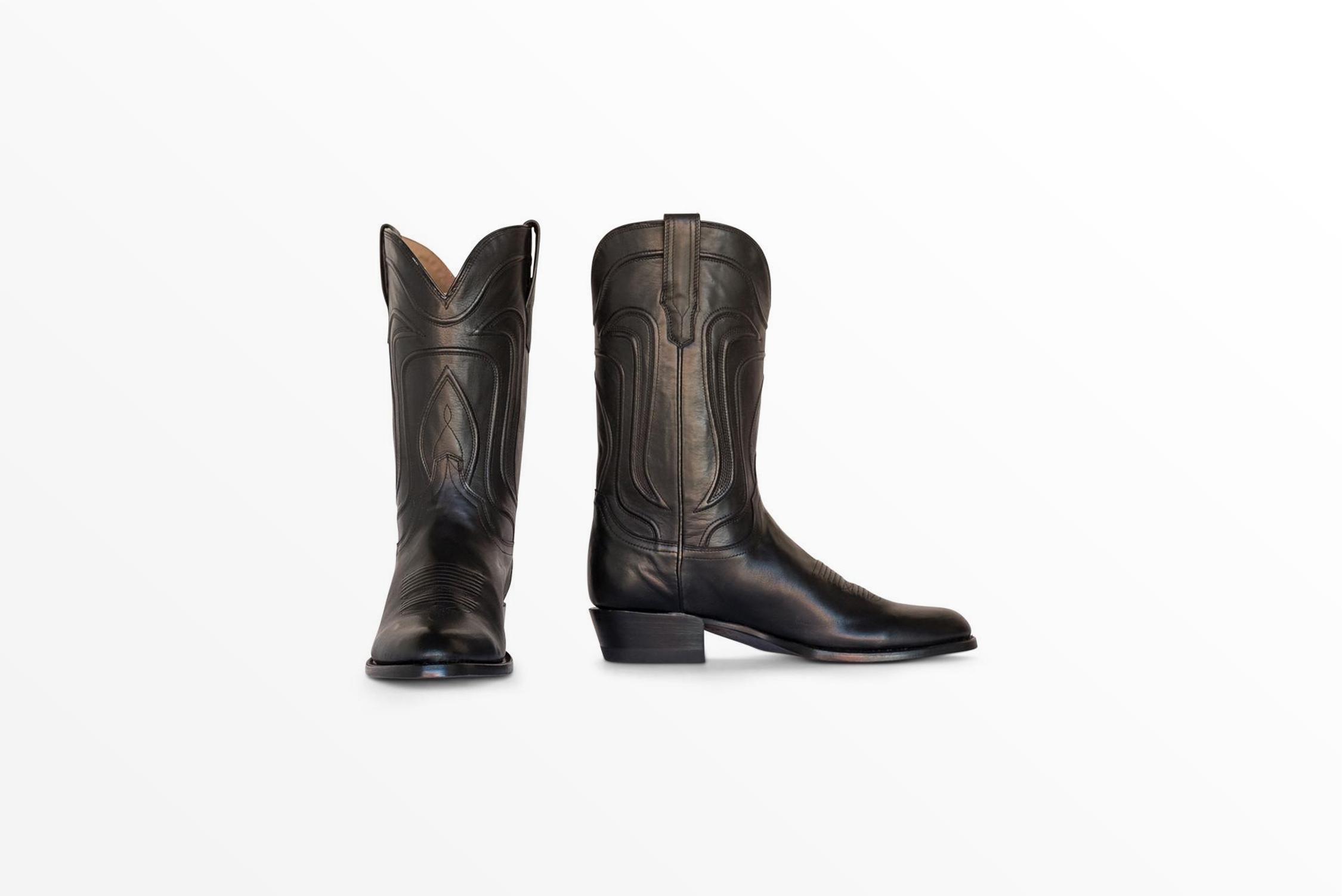 Tecovas Boots - Cartwright Midnight Calf