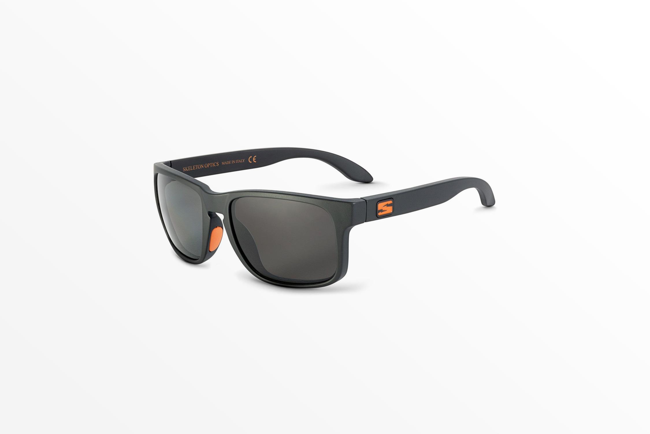 Skeleton Optics Decoy - Blaze Orange Edition on Modern Huntsman
