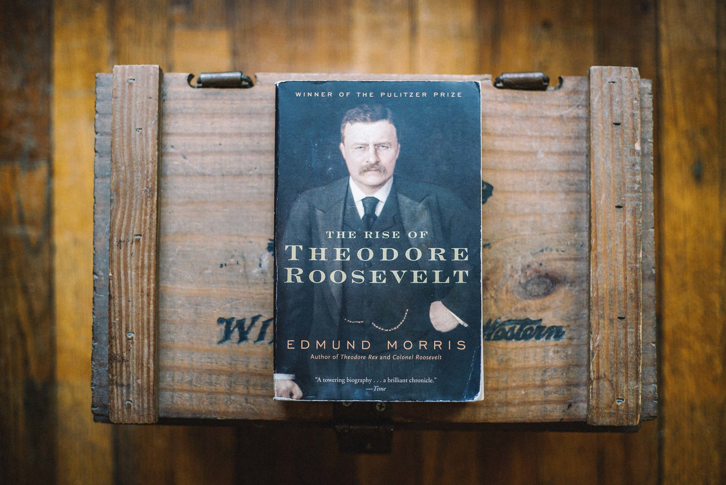 The Rise of Theodore Roosevelt on Modern Huntsman