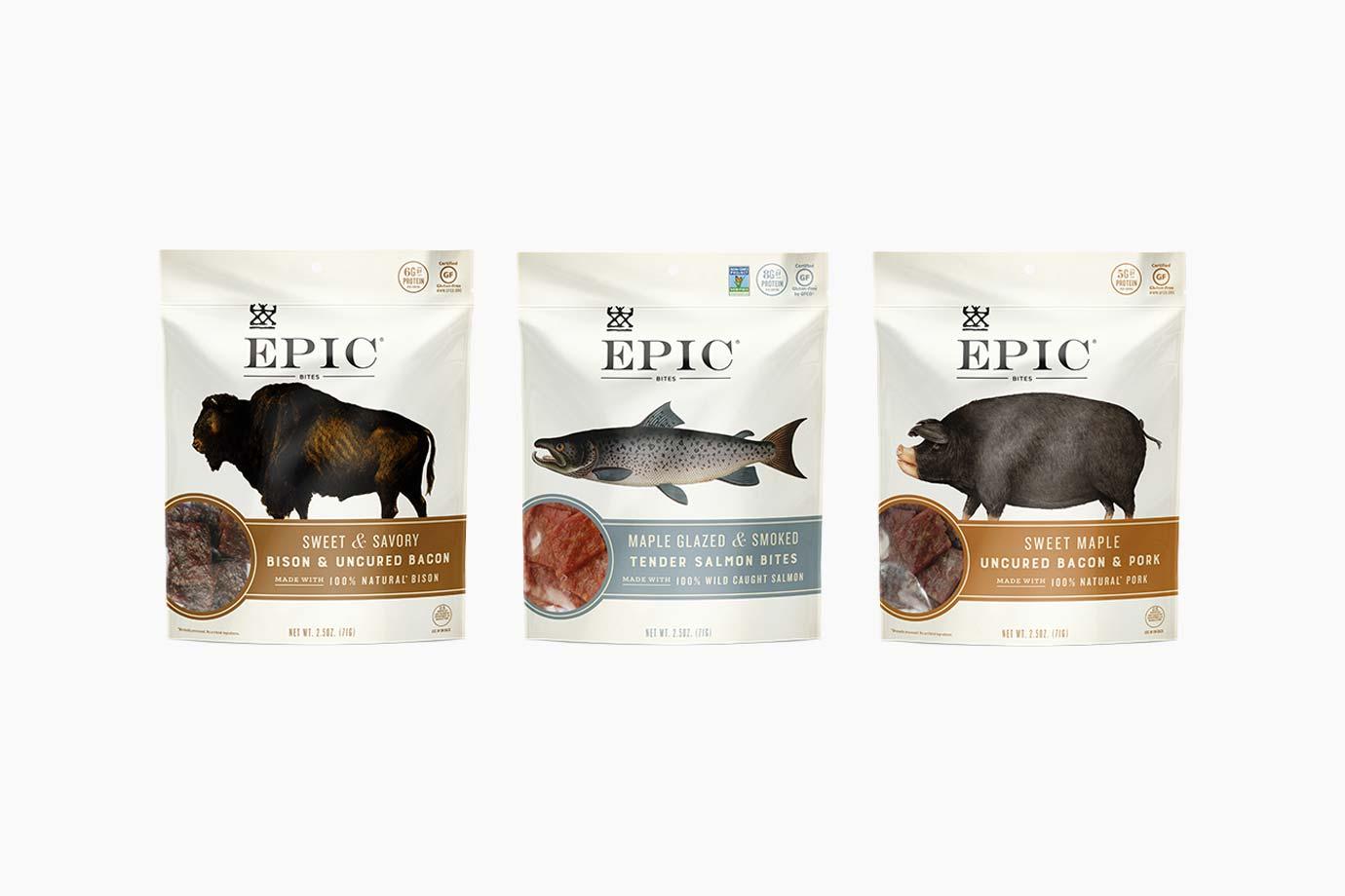 Epic Bites - EPIC Bar
