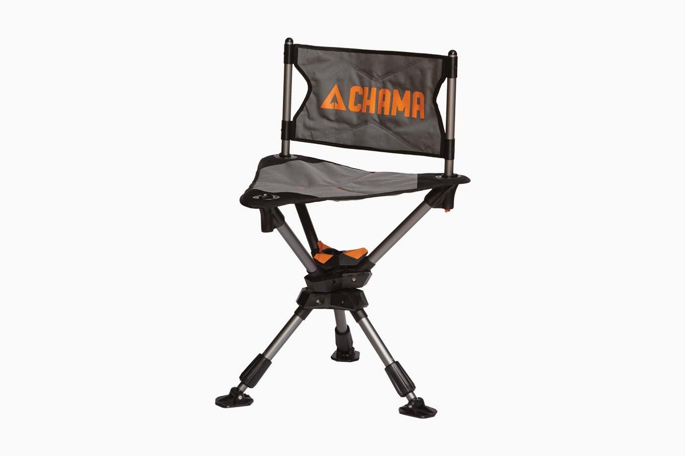 wolf grey chair - CHAMA Chairs