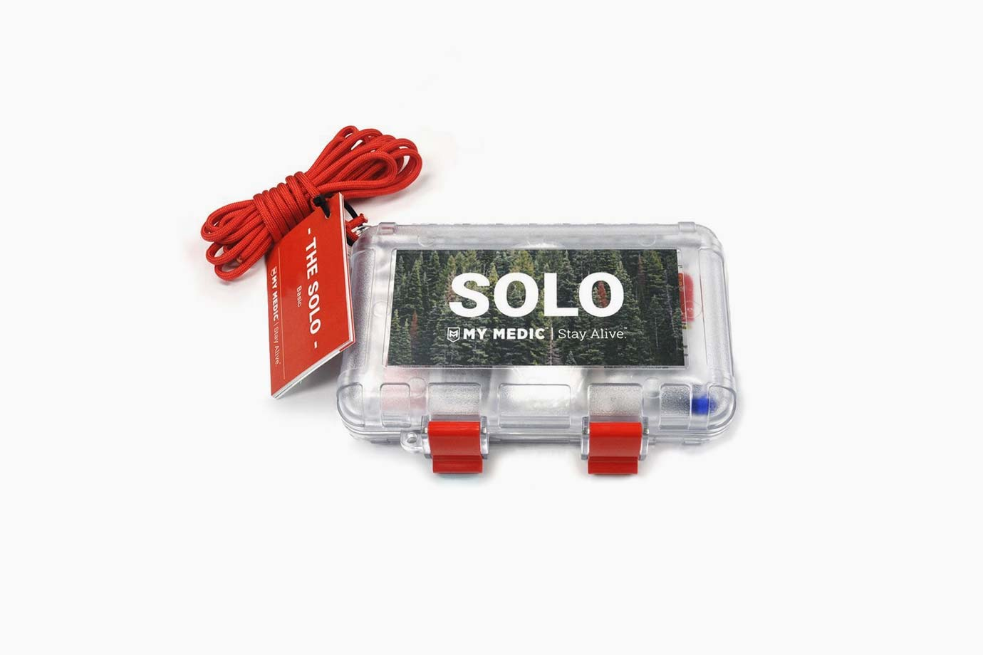 THE SOLO FIRST AID KIT - My Medic