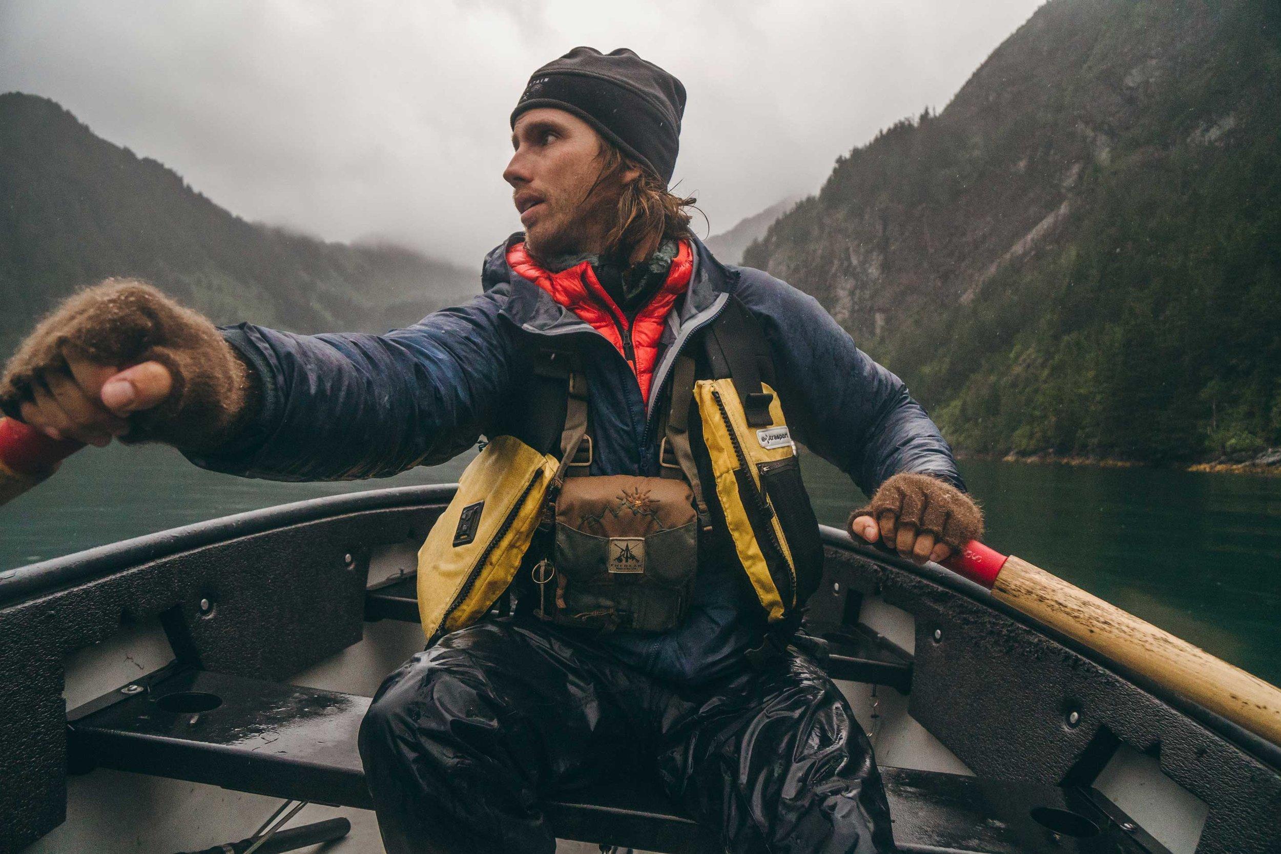 Charles Post   Wild Salmon   Modern Huntsman