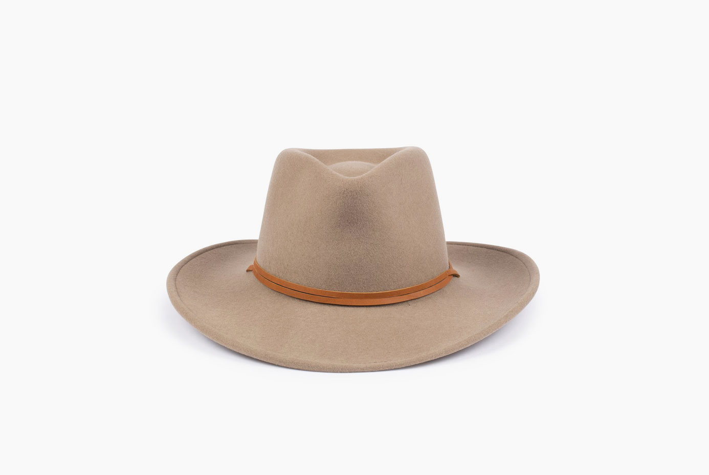 Seager x Stetson Lasso Outdoor Hat - Every Stetson tells a story. Is it seasoned with dirt and grime? Carefully cared-for? The Lasso is the perfect continuance to your dad's legend, or maybe even a new chapter. Let's see where he takes it.